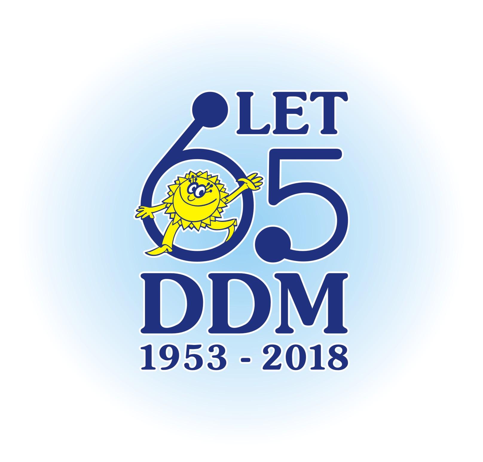 Logo 65 let