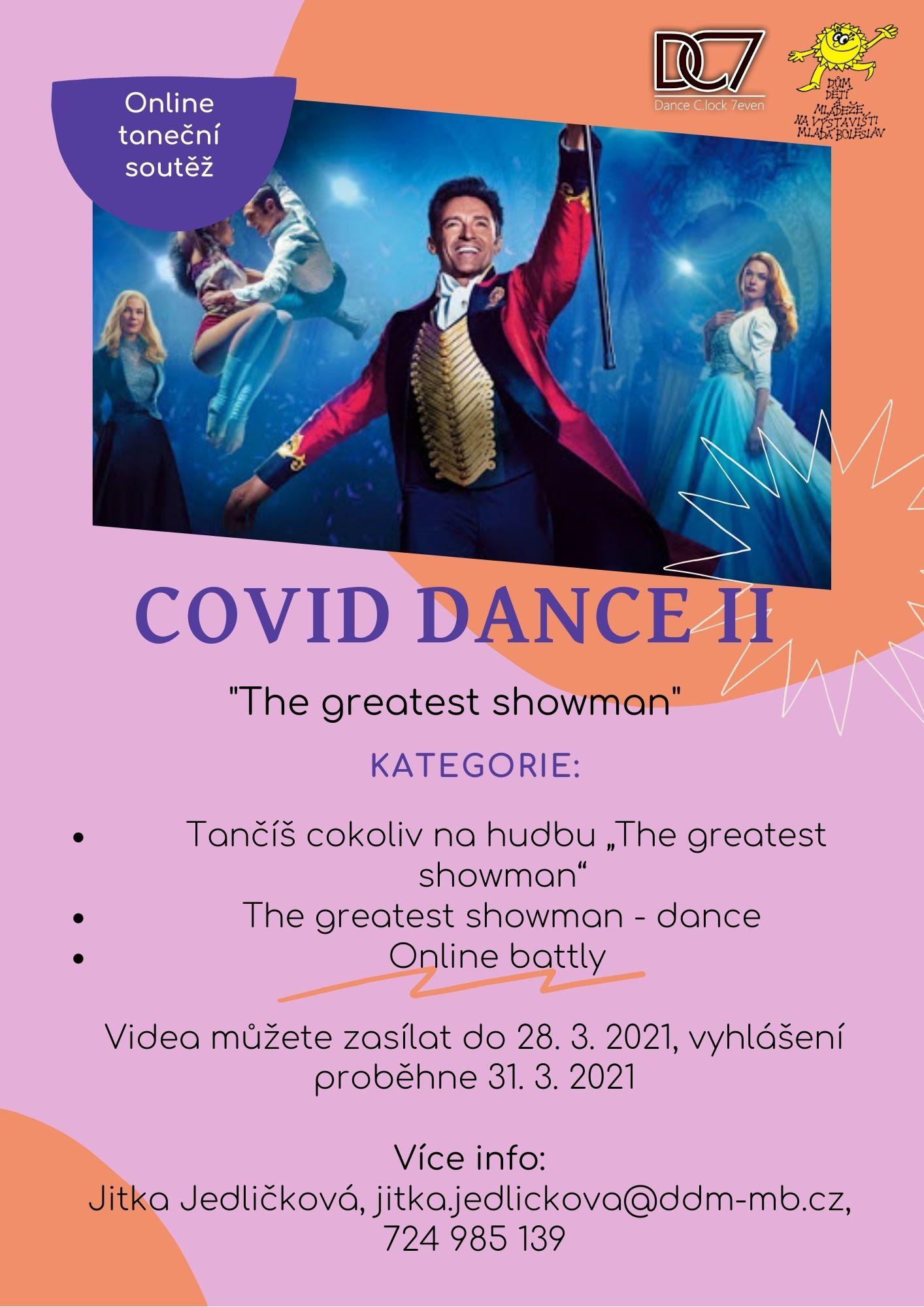 Covid Dance II