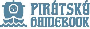 Logo pirátského gamebooku